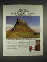 1985 Century Furniture Ad - Part of Britain's History