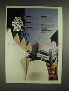 1981 Wagner Power Pointer W350 Ad - Cover These Points