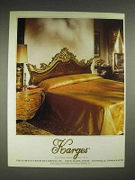 1980 Karges Bedroom Furniture Ad