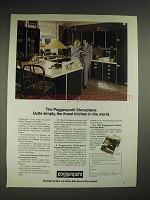 1979 Poggenpohl Kitchen Cabinets Ad - Finest in World