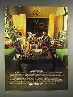 1979 Century Furniture Ad - Albert E. Pensis