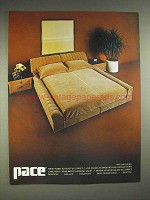 1979 Pace 9970 Unodue Bed Ad