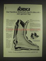 1979 Nordica Ski Boot Ad in German - Nordica-Skischuh