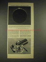 1965 Questar Telescope Ad - Useful Tool of Science