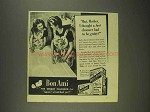 1945 Bon Ami Cleanser Ad - But, Mother!