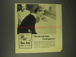 1944 Bon Ami Cleanser Ad - Sink Really Shows Good Care