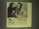 1944 Bon Ami Cleanser Ad - Times Like These Prove