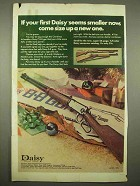 1976 Daisy BB Gun AD - Come Size Up a New One