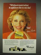 1988 Whirlpool Appliances Ad - Sarah Purcell
