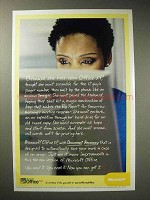 2001 Microsoft Office XP Software Ad - She Has