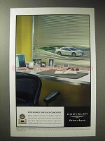 2002 Chrysler Concorde Car Ad - Redesigned