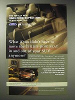 2003 Ford Expedition Ad - It Has No Equal
