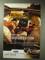 2003 Ford Expedition Ad - This is Cloud Ten