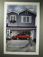 2006 Kia Optima Car Ad - Precise Handling