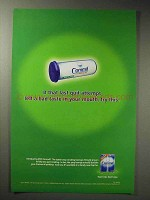 2006 Nicorette Mint Commit Lozenge Ad - Last Attempt
