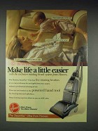 1999 Hoover SteamVac Ultra Steam Cleaner Ad
