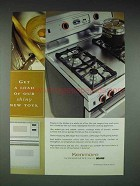 1997 Kenmore Appliances Ad - Our Shiny New Toys