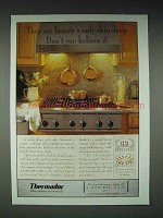 1997 Thermador Professional Series Appliance Ad