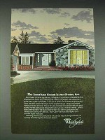 1984 Whirlpool Appliances Ad - The American Dream