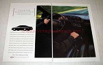 1994 Chevrolet Monte Carlo Car Ad - Personal Space