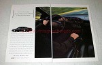 1995 Chevrolet Monte Carlo Car Ad - Personal Space