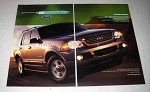 2002 Ford Explorer Ad - Ye Shall Find No Boundaries