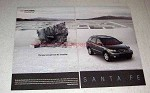 2006 Hyundai Santa Fe Ad - Escape from the Everyday
