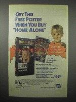 1991 Home Alone Video Ad
