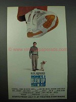 1992 Honey, I Blew Up The Kid Movie Ad - Rick Moranis