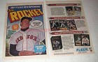 1992 Fleer Baseball Card Ad - The Rocket