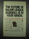 1994 Upper Deck Baseball Cards Ad - In Your Hands