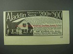 1922 Aladdin Homes Ad - Save $200 to $800