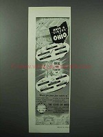 1947 Ohio Tourism Ad - Have a Circus