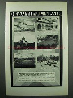 1931 Spain Tourism Ad - Beautiful Spain