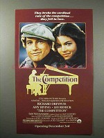 1980 The Competition Movie Ad - Richard Dreyfuss