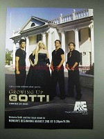 2004 A&E Growing up Gotti TV Series Ad - Different