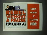 1997 HBO Revel Without a Pause TV Ad - Dennis Miller