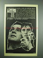 1964 Hamlet Broadway Cast Album Ad - Electric Power