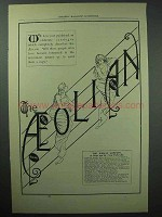 1894 Aeolian Piano Ad - We Have Just Published