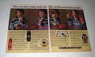 1980 Parker Brothers Merlin, Bank Shot, Wildfire Ad