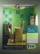 2004 Sherwin-Williams Paint Ad - Home The Way Nature
