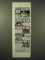 1926 Aladdin Co. House Ad - 4, 5, 6, 7, Story Half Room