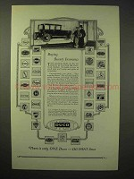 1926 Dupont Duco Finish Ad - Buying Beauty Insurance