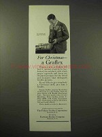 1926 Graflex Camera Ad - For Christmas