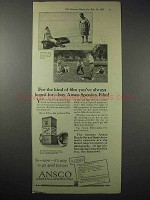 1925 Ansco Speedex Film Ad - You've Always Hoped For