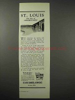1925 St. Louis Chamber of Commerce Ad - Opportunity