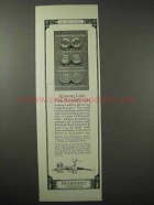 1925 Krementz Jewelry Cuff Links Ad - Wonderful Gifts