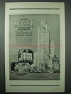 1925 Russwin Hardware Ad - Pretentious Home