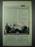 1925 Dupont Duco Finish Ad - Anything Else
