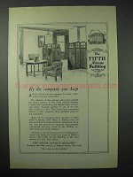 1923 The Fifth Avenue Building Ad - Company you Keep